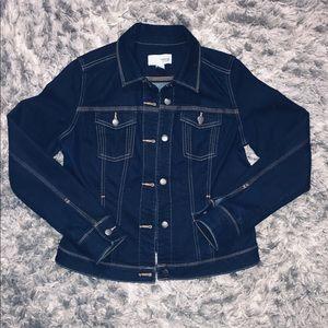 Dark Denim jacket by mango